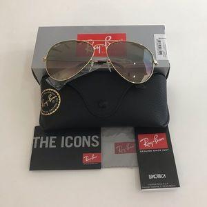 Ray-Ban aviator sunglasses, RB 3025, unisex